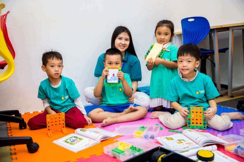 Lớp học lập trình Code For Kid hoạt động từ năm 2015