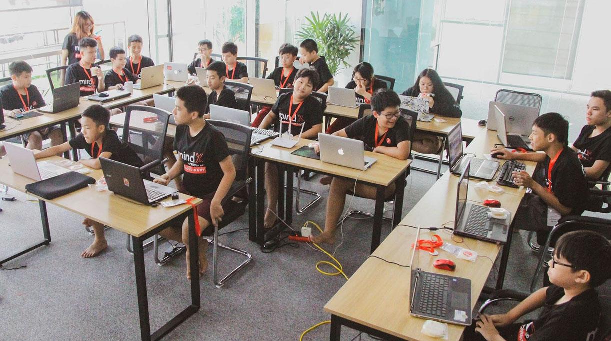 Trung tâm dạy lập trình cần phải có đầy đủ cơ sở vật chất