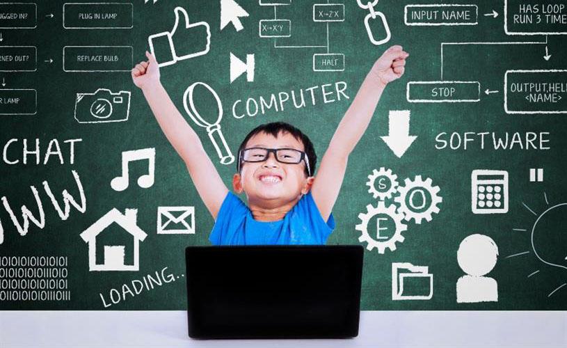 Cho trẻ học lập trình sớm giúp tăng khả năng tư duy