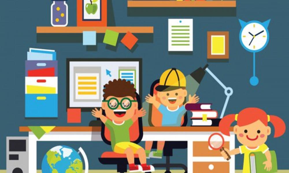 Cho con học lập trình để tiếp cận nhiều điều lý thú sáng tạo