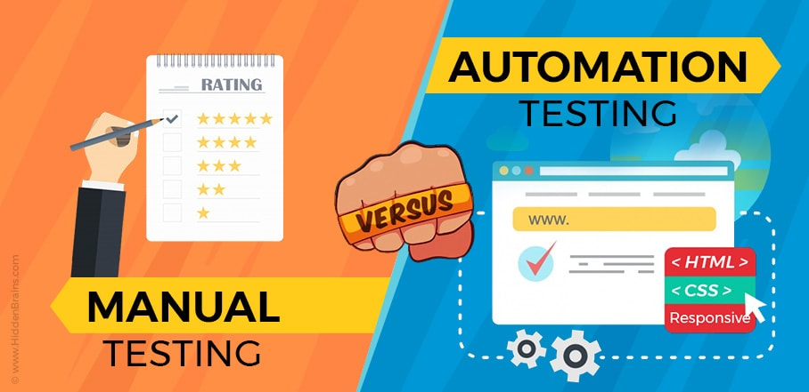 Manual testing và Automated testing là 2 hướng đi chính của Tester