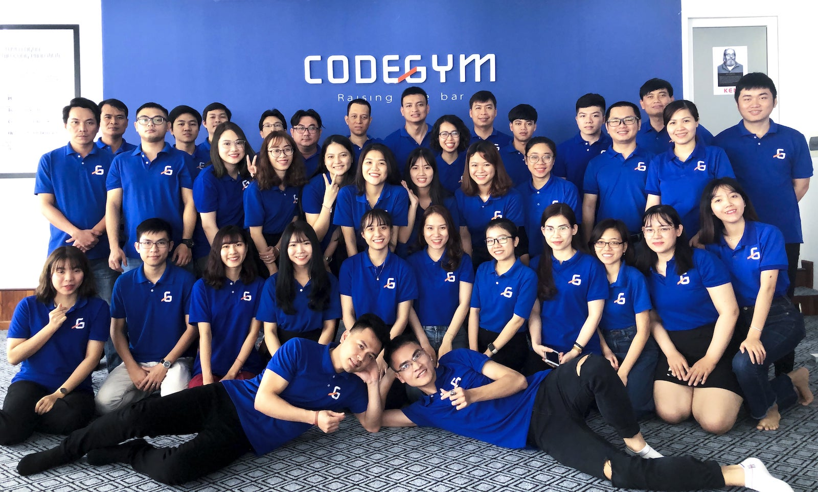 Codegym là một trong những địa chỉ học lập trình uy tín nhất hiện nay