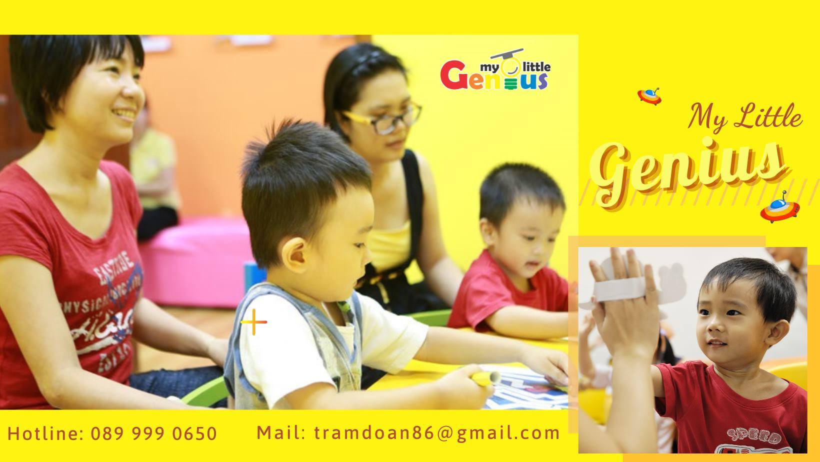 Trung tâm giáo dục Little Genius